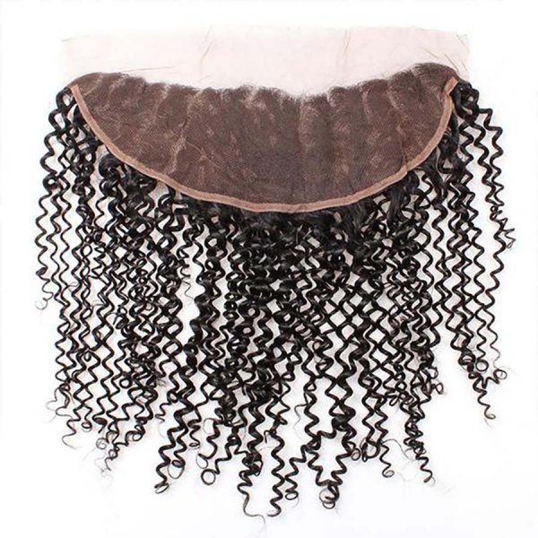 13x4 Lace Frontal Kinky Curly Hair