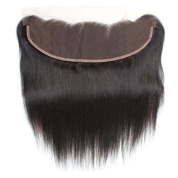 Peruvian Straight Hair 13x4 Lace Frontal