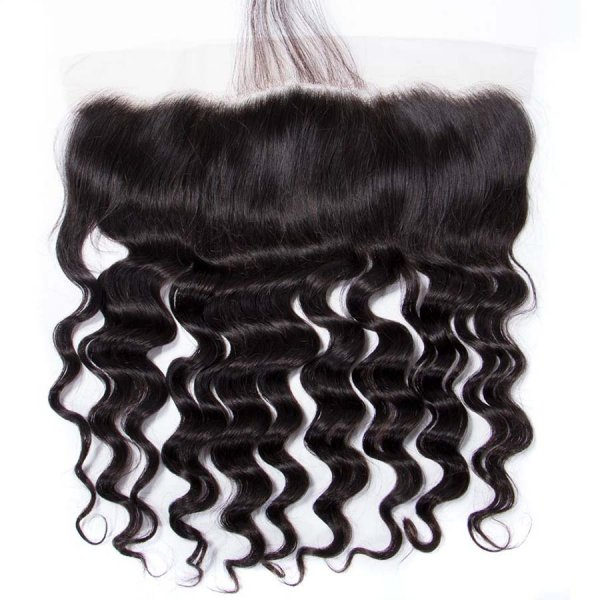 Heaven Sent Hair 13x4 Lace Frontal Loose Wave