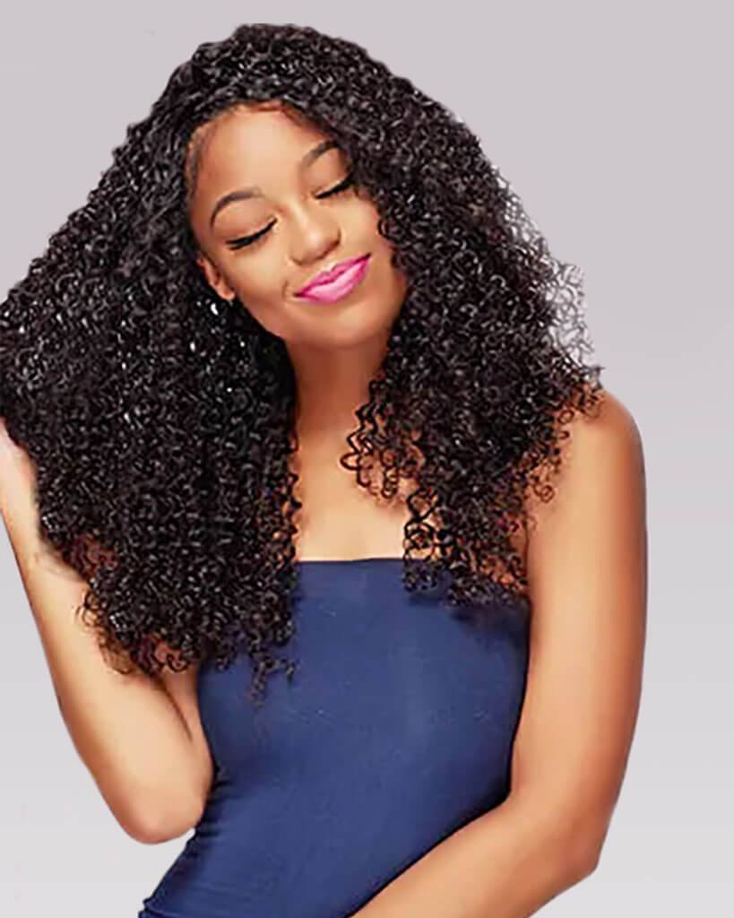 Kinky Curly Extensions