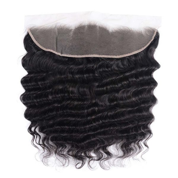 Lace Frontal 13x4 Deep Wave Hair