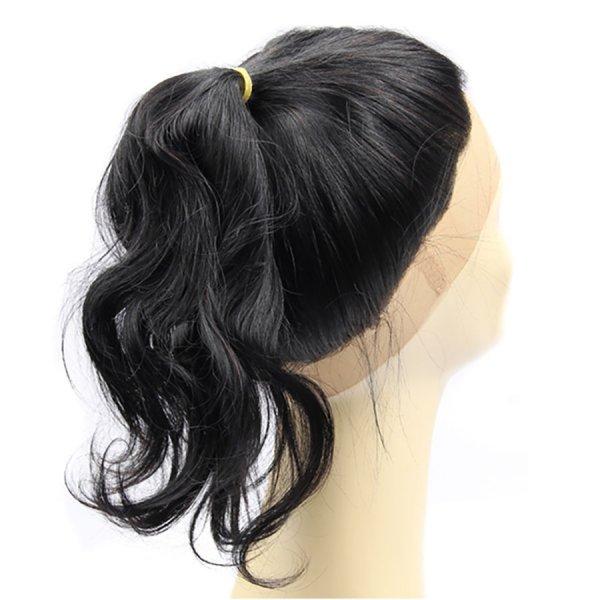 Heaven Sent Hair 360 Lace Frontal 100% Virgin Human Hair
