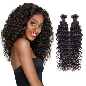 Heaven Sent Hair 100% Virgin Human Hair Extensions 2 Bundle Deals